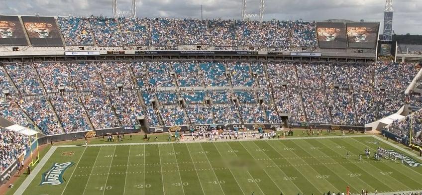 Jacksonville Jaguars Billetter