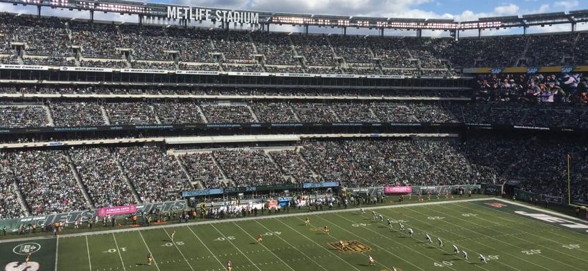 Entradas New York Jets