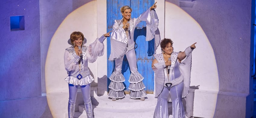 Billets Mamma Mia! Londres London