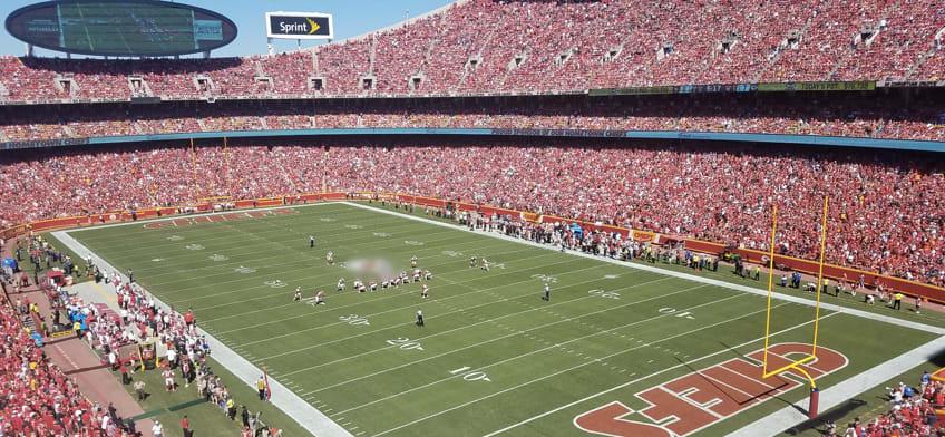 Ingressos Kansas City Chiefs