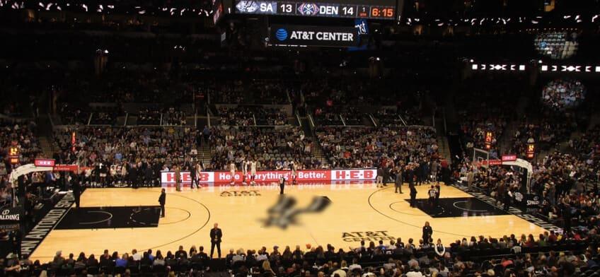 Billets San Antonio Spurs