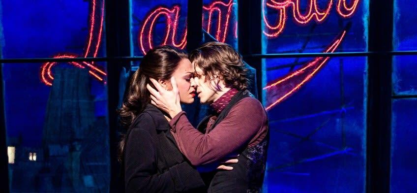Boletas Moulin Rouge - El Musical New York