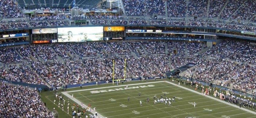 Ingressos Seattle Seahawks