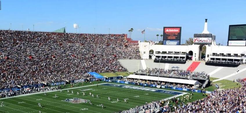Entradas Los Angeles Rams
