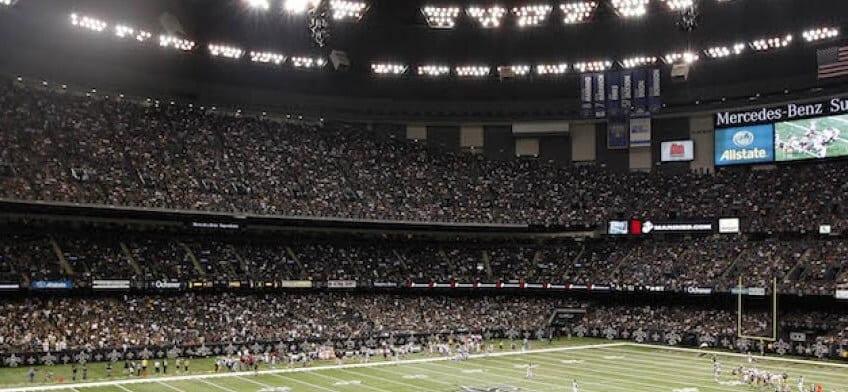 New Orleans Saints Billetter
