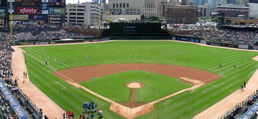 Detroit Tigers Tickets
