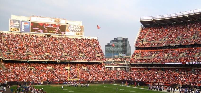 Entradas Cleveland Browns