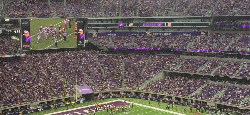 Minnesota Vikings Billetter