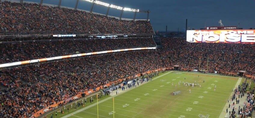 Entradas Denver Broncos