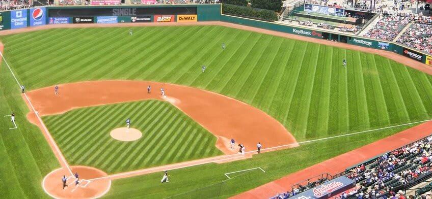 Billets Cleveland Indians