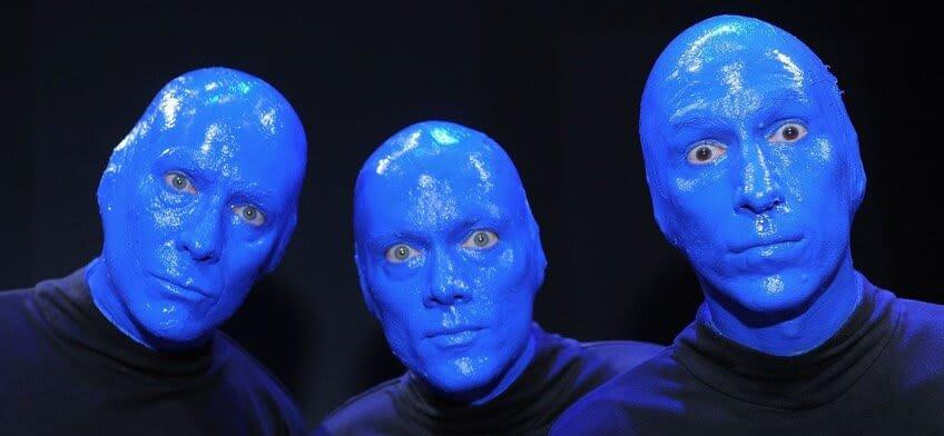 Entradas Blue Man Group New York