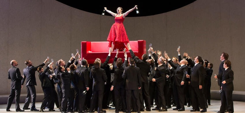 Entradas La Traviata en el Metropolitan Opera New York