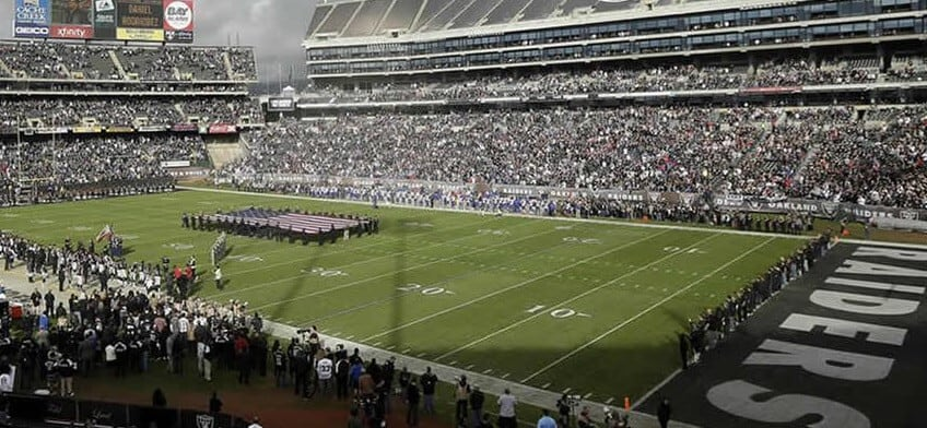 Billets Oakland Raiders