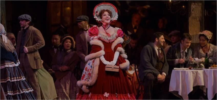 Metropolitan Opera: La Boheme Tickets New York