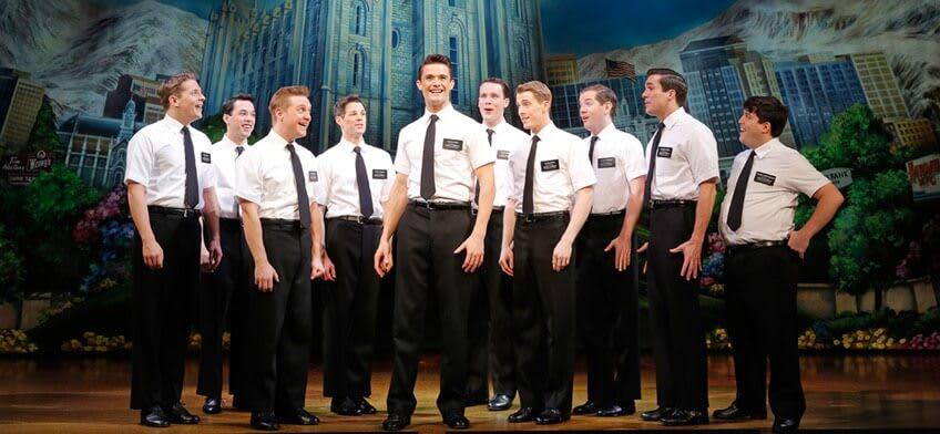 Entradas The Book of Mormon New York