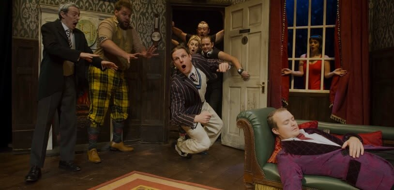 The Play That Goes Wrong Tickets London