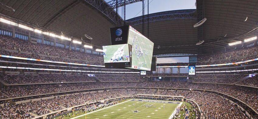 Entradas Dallas Cowboys