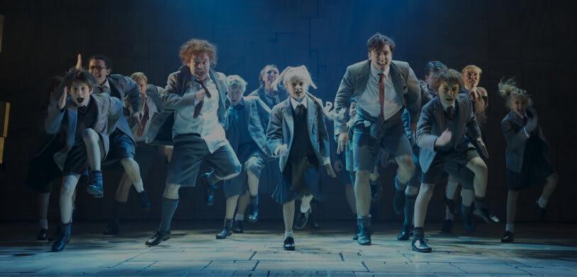 Billets Matilda La Comédie Musicale London