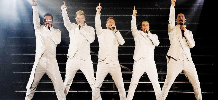 Backstreet Boys Tickets Las Vegas