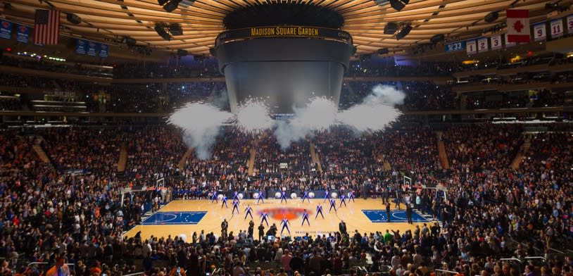 Billets New York Knicks