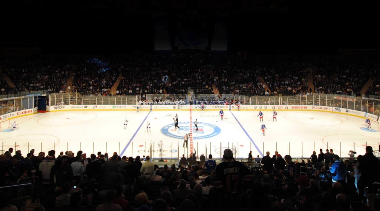 Boletas para la NHL