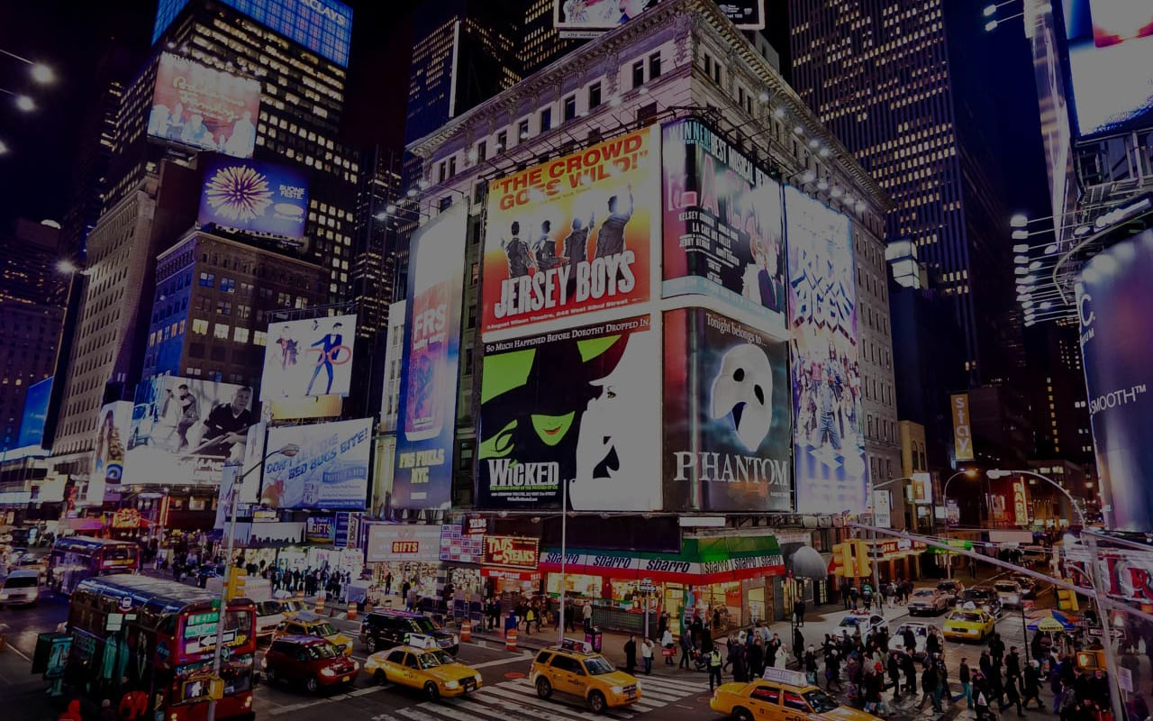 Broadway Musical Tickets