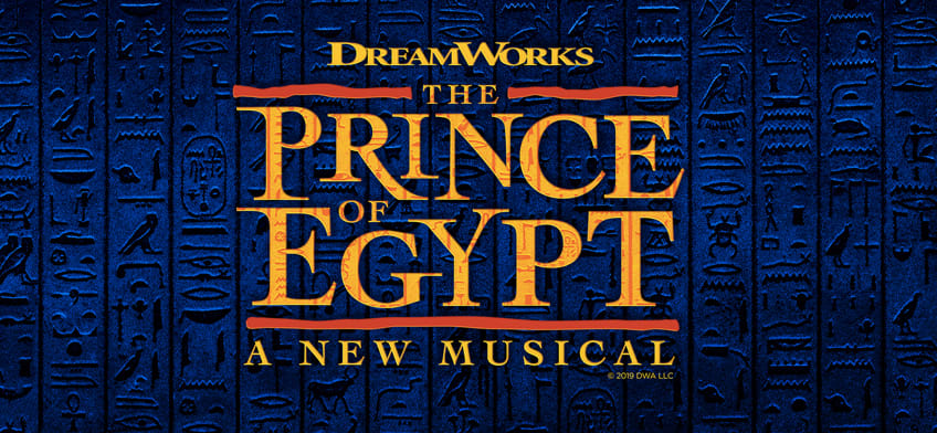 The Prince of Egypt Tickets London