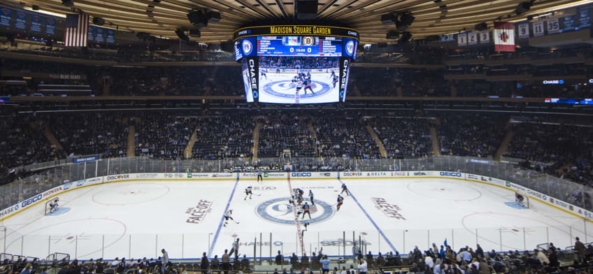 Entradas New York Rangers