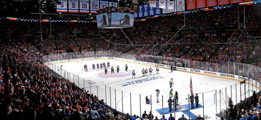 Ingressos New York Islanders