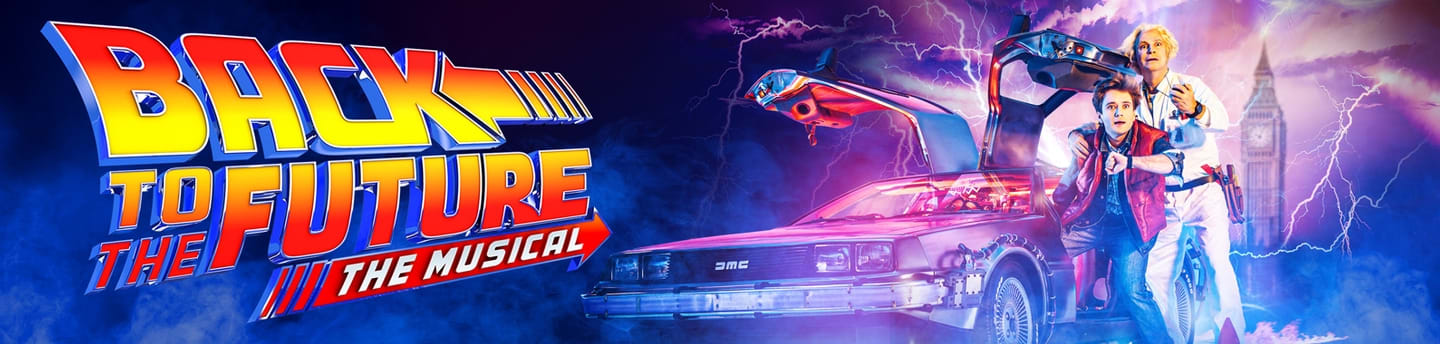 Ingressos Back To The Future - The Musical London