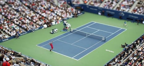US Open Men's Semifinals