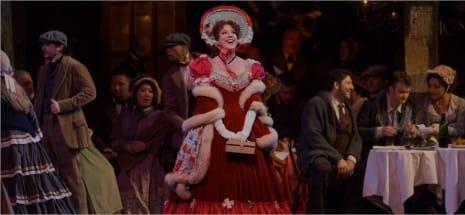 La Boheme en el Metropolitan Opera