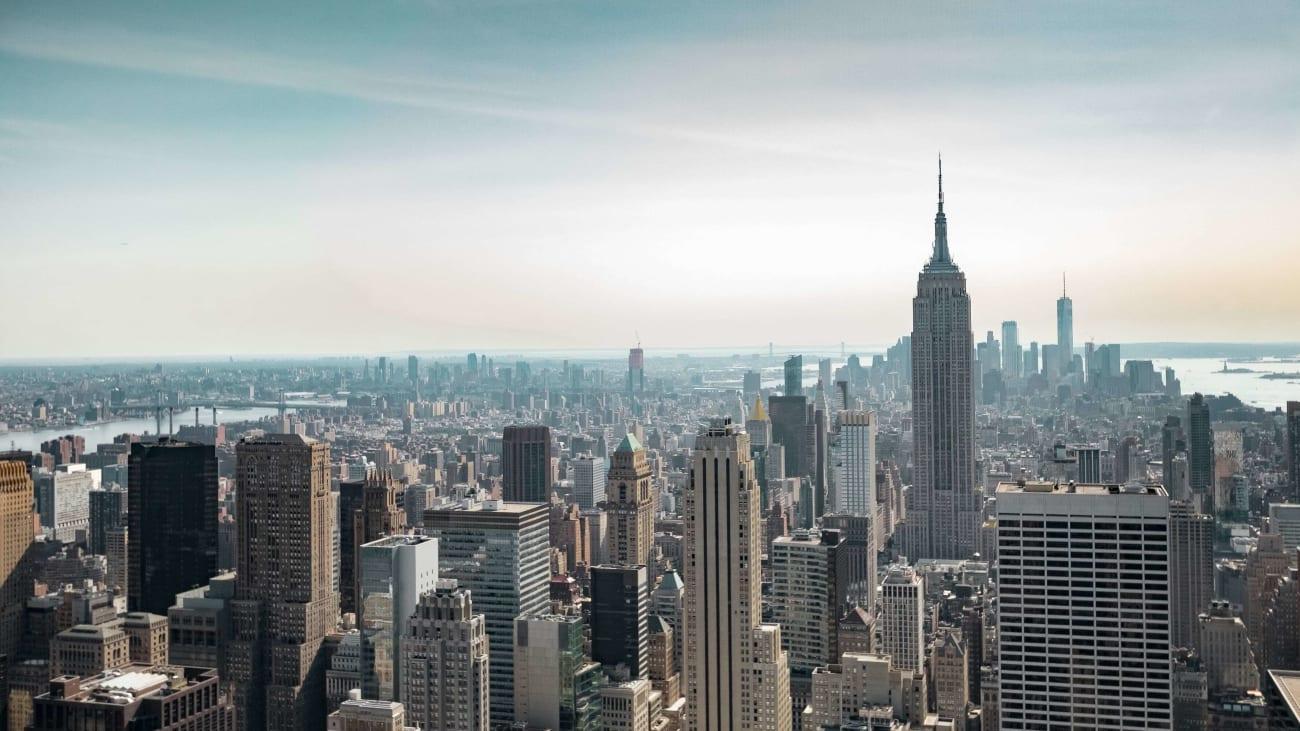Andare all'Empire State Building