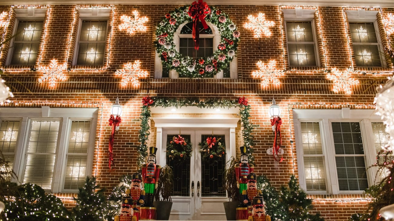 Como ver as luzes de Natal de Dyker Heights em Nova York