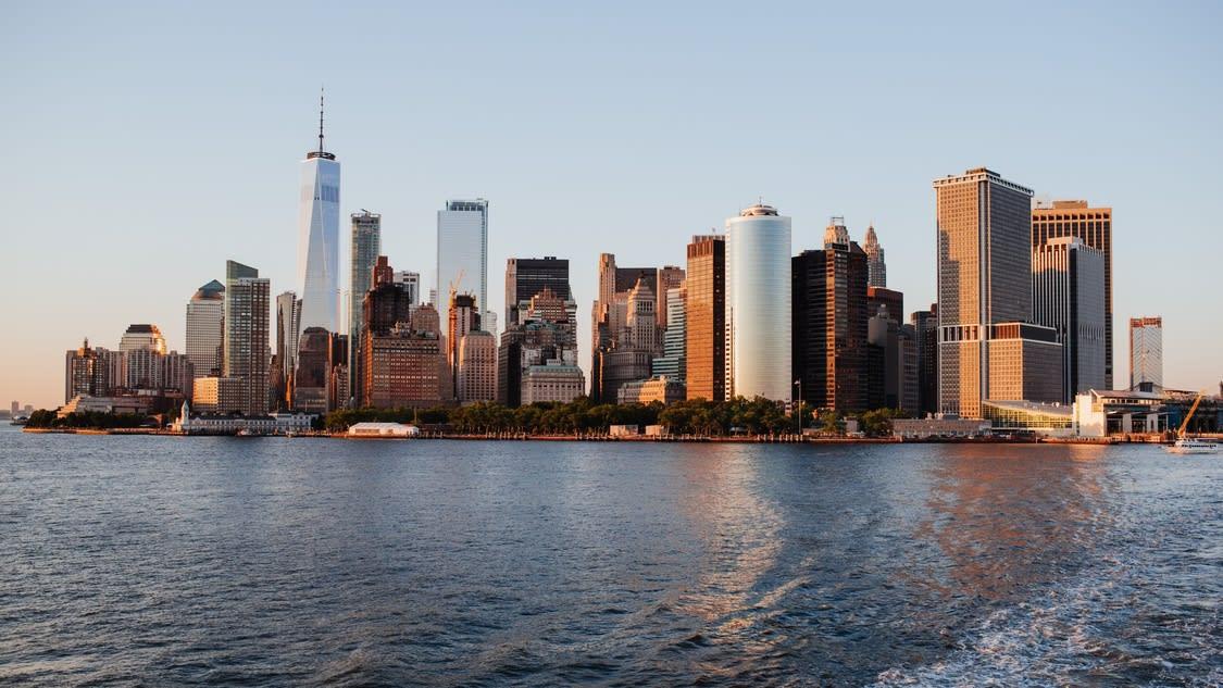 Los mejores cruceros por el Hudson en Nueva York en Nueva York