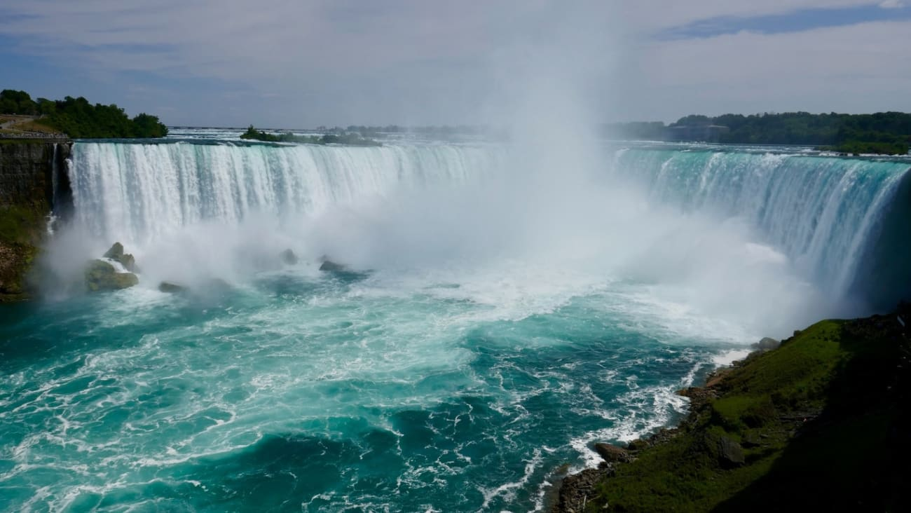 Niagara Falls Day Trips from New York