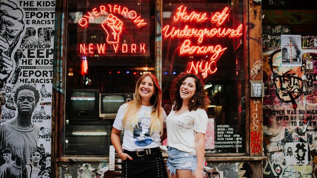 10 lugares secretos y planes originales que no te puedes perder en Nueva York