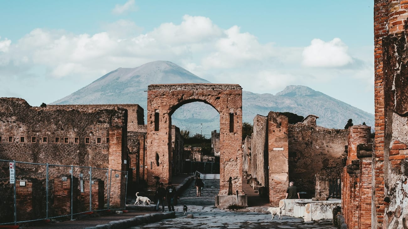 Pompeii Day Trips from Rome