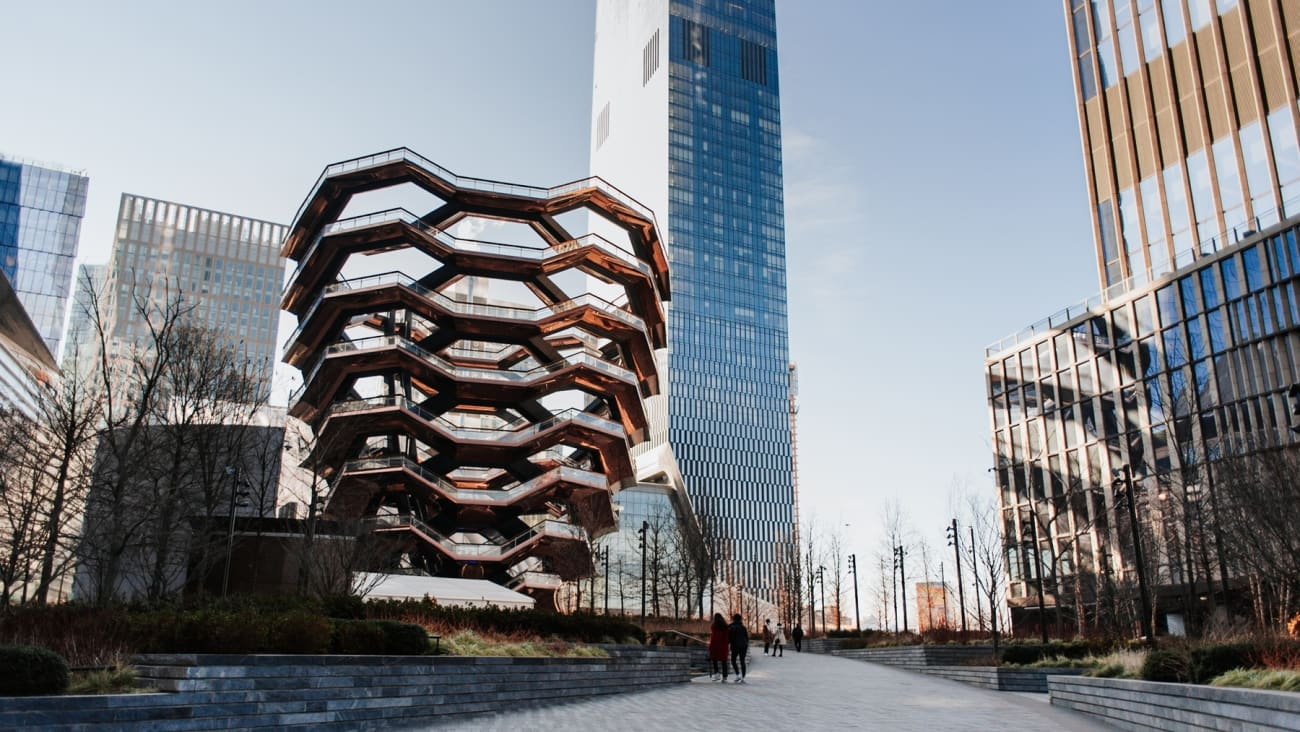 Que voir et que faire à Hudson Yards à New York