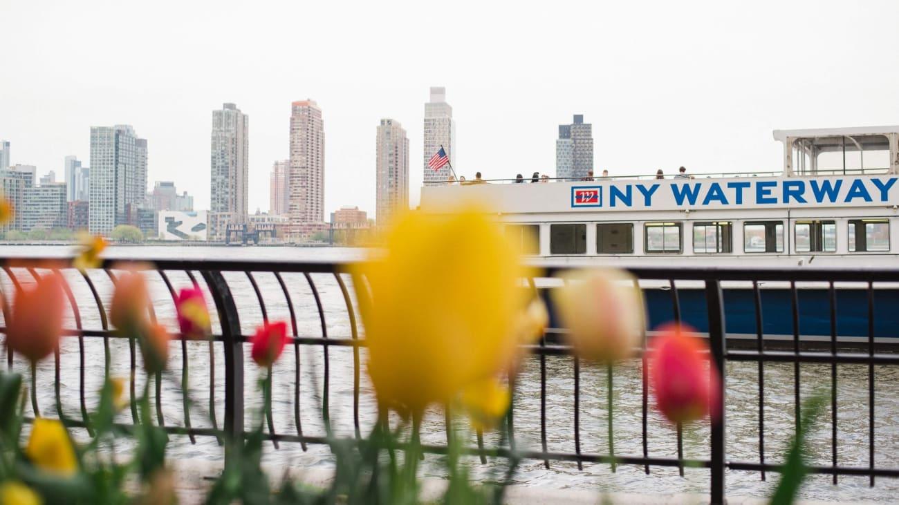 Guide du ferry de New York
