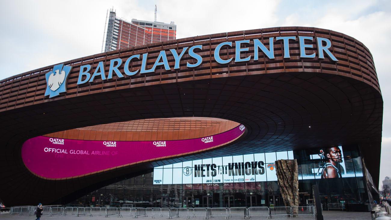 Cómo visitar el estadio de los Brooklyn Nets en Nueva York