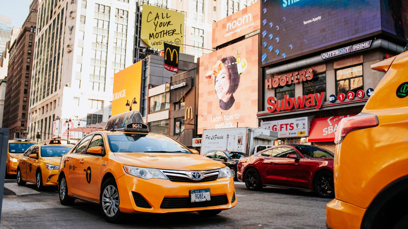 7-day New York Itinerary