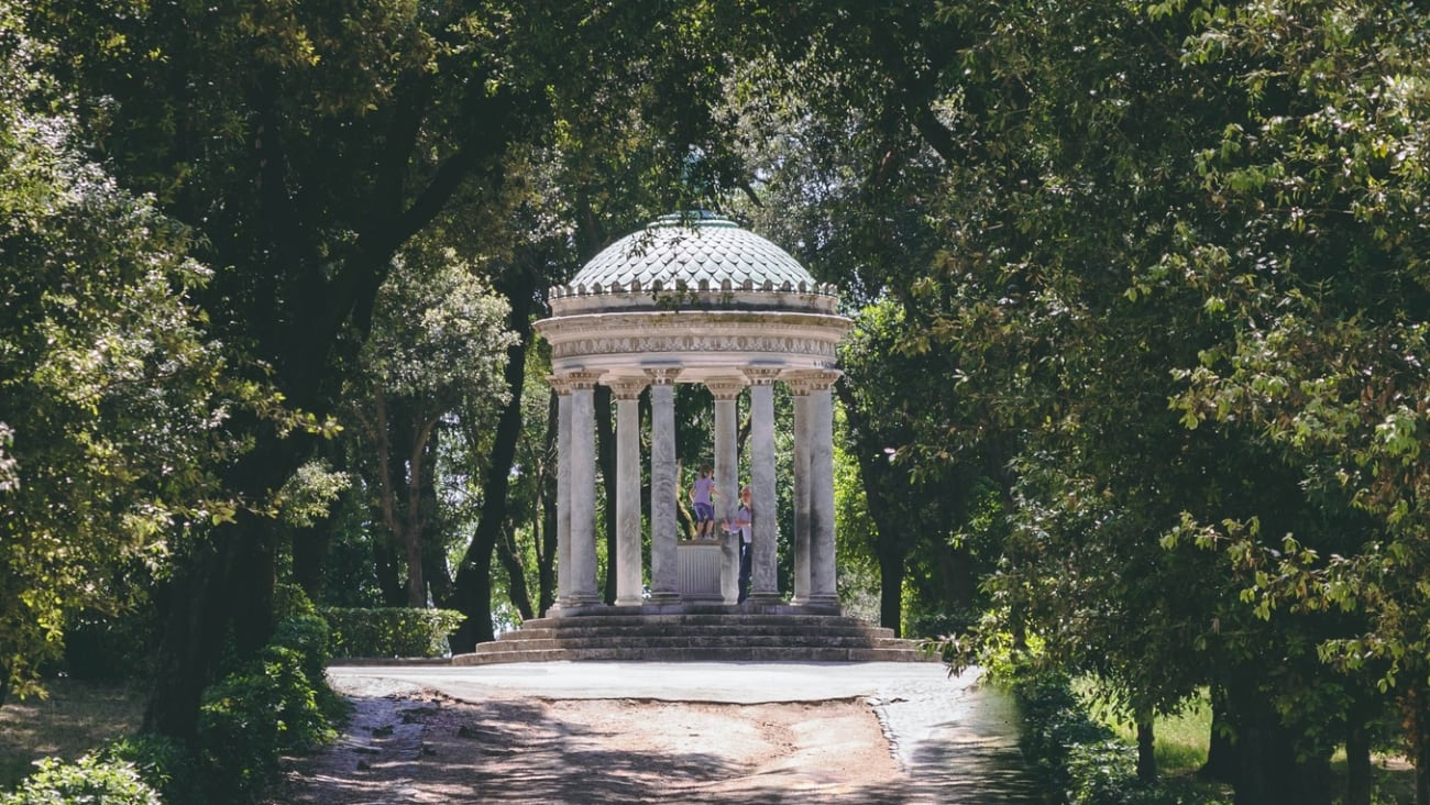 Borghese Gärten und Galerie