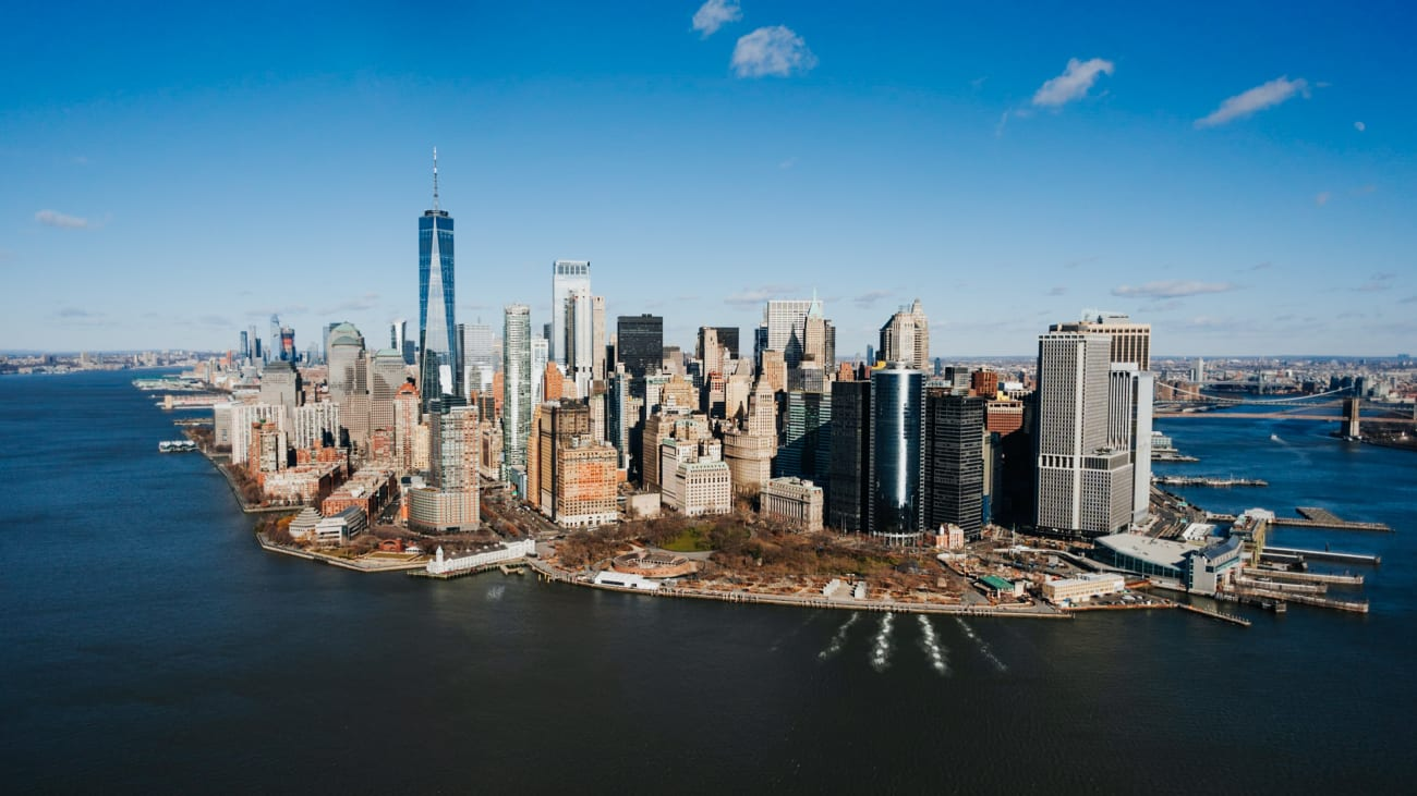 Manhattan Helicopter Flights