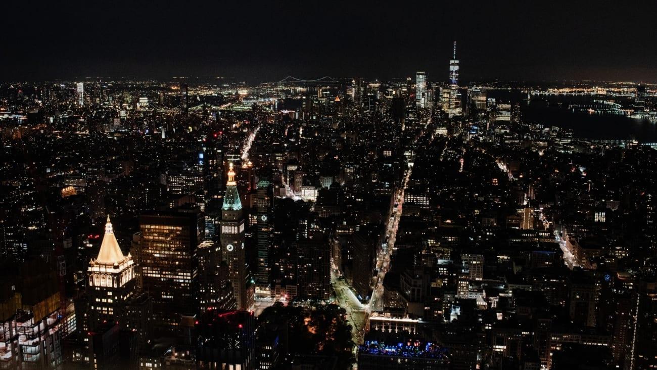 Los 10 mejores rooftops de Nueva York