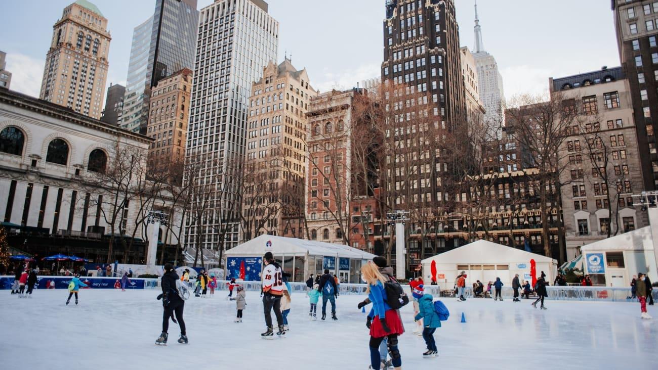 10 cosas que hacer en invierno en Nueva York