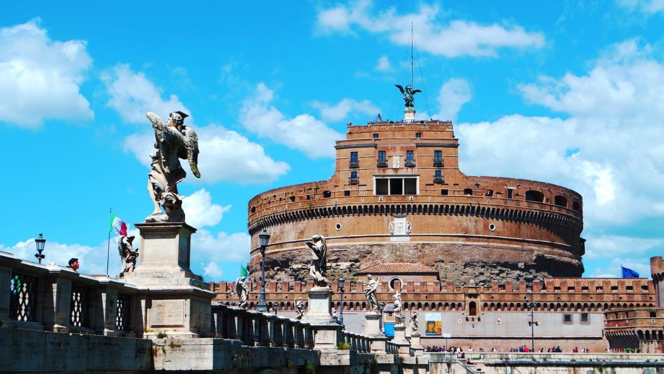 Billets pour le Chateau Sant'Angelo