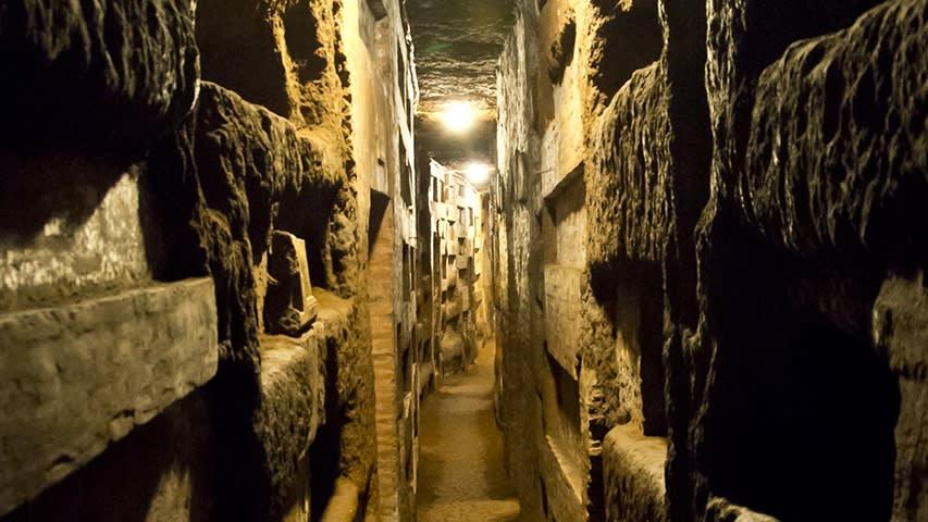Entradas para las Catacumbas de Roma