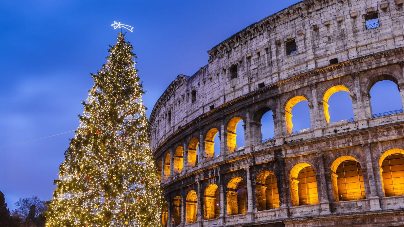 10 Christmas things to do in Rome