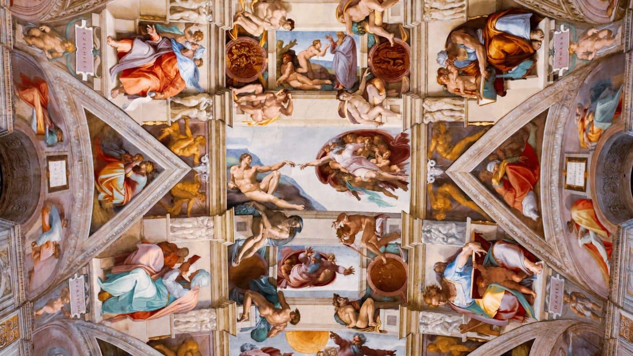 Ingressos para a Capela Sistina em Roma
